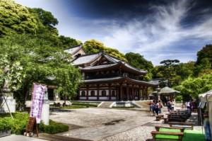 Храм Энгакудзи